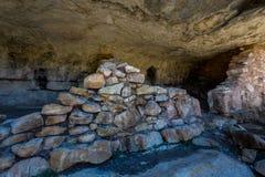 Walnut Canyon National Monument Royalty Free Stock Photos