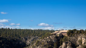 Walnut Canyon National Monument Stock Photography
