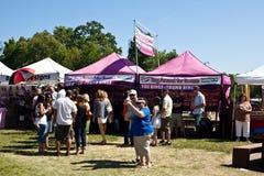 Walnut Creek Chamber Art & Wine Royalty Free Stock Photos