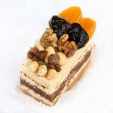 Walnut dessert Stock Image