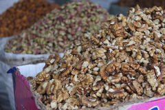 Walnut. Dry Fruit From Quetta Pakistan Royalty Free Stock Photos