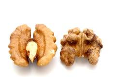 Walnut kernel Royalty Free Stock Photography
