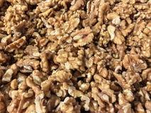 Walnut kernels Royalty Free Stock Photos