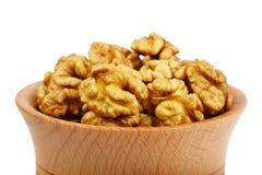 Walnut kernels Stock Photography