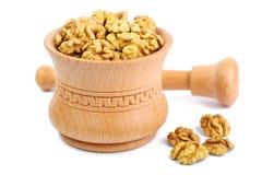 Walnut kernels Royalty Free Stock Image