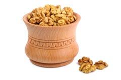 Walnut kernels Royalty Free Stock Images