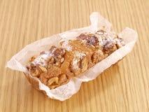 Walnut Muffin – Magdalena Valenciana Royalty Free Stock Photo
