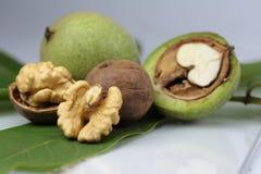 Walnut nuts Royalty Free Stock Photography