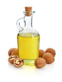Walnut oil Royalty Free Stock Images