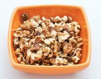 Walnut pecan Stock Images