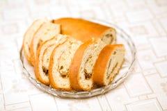 Walnut Pie Royalty Free Stock Image