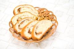 Walnut Pie Stock Photos