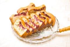 Walnut Pie Royalty Free Stock Photo