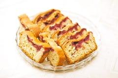 Walnut Pie Royalty Free Stock Images