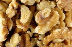 Walnut Pieces Stock Photography