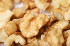 Walnut Pieces Royalty Free Stock Photo