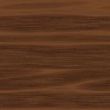 Walnut Plank. Seamless Texture Tile Stock Photography