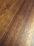 Walnut table Royalty Free Stock Photography