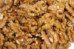 Walnut texture Royalty Free Stock Image