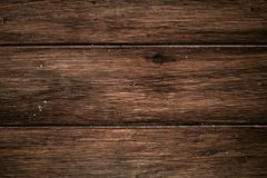 Walnut wood texture background. Top view. stock images