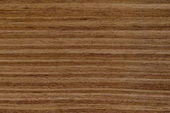 Walnut wood texture Royalty Free Stock Images