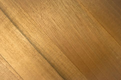 Walnut wood veneer background Stock Images