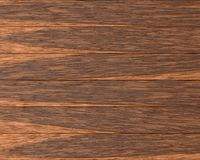 Walnut Wooden Planks Stock Image