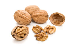 Free Walnuts Stock Photography - 14891202