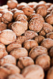 The walnuts Royalty Free Stock Photos