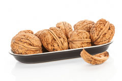 Walnuts. Royalty Free Stock Photo