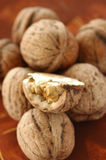 Walnuts. Food, gastronomy,culinary,cookery Royalty Free Stock Photography