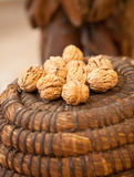 Walnuts Royalty Free Stock Photos
