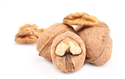 Walnuts Royalty Free Stock Photo