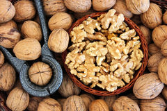 Free Walnuts Stock Photo - 98361720