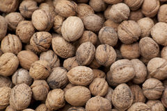 Walnuts background Royalty Free Stock Image