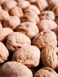 Walnuts background Royalty Free Stock Photo
