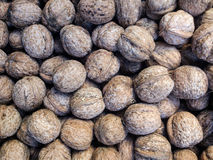 Walnuts, Crete, Greece Stock Photo