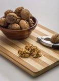 Walnuts Stock Photography