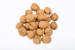 Walnuts heap Royalty Free Stock Photography
