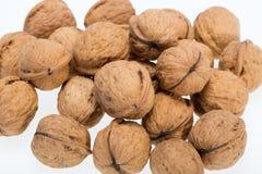 Walnuts heap Royalty Free Stock Photo
