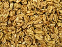 Free Walnuts Kernels Stock Photos - 10636813