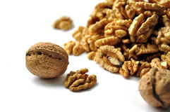 Walnuts Stock Image