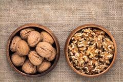 Walnuts Stock Photo