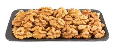 Walnuts in package Stock Images