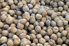 Walnuts For Sale Stock Photography
