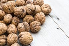 Walnuts in Shell Stock Photos