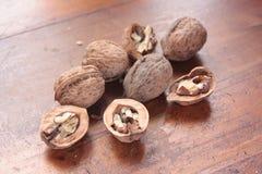 Walnuts Royalty Free Stock Photography