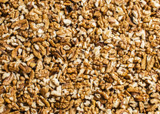 Walnuts texture Stock Photo