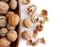 Walnuts. Royalty Free Stock Photography
