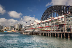 Walsh Bay stock photography